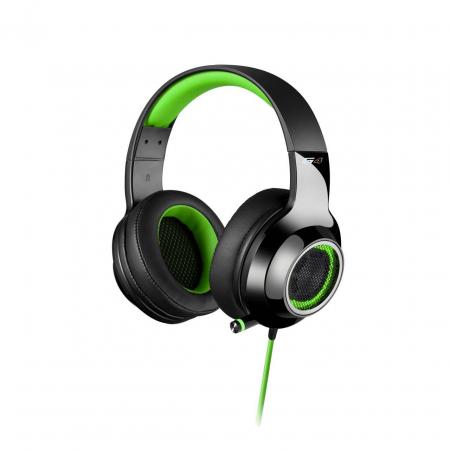 Casti gaming Edifier V4, black/green [0]