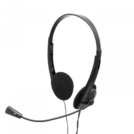 Casti Spacer Over-Head SPK-223 Black pentru Office/Call Center [0]