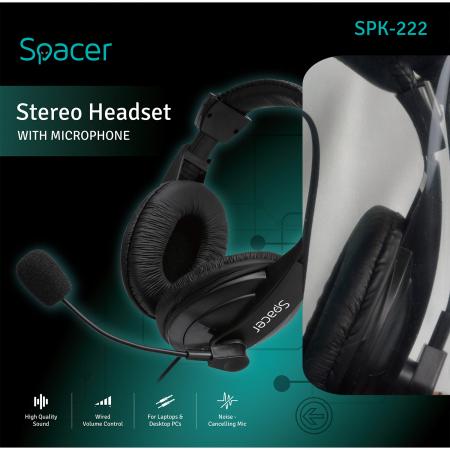 Casti Spacer SPK-222 [3]