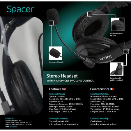 Casti Spacer SPK-222 [4]
