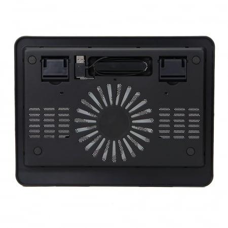 """Cooler Laptop Spacer SP-NC19 15.6"""", Negru4"""