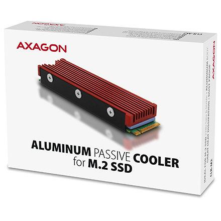 Cooler pentru M.2 SSD Passive cooler [6]