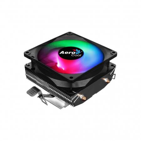 Cooler procesor Aerocool Air Frost 2 negru iluminare RGB [0]