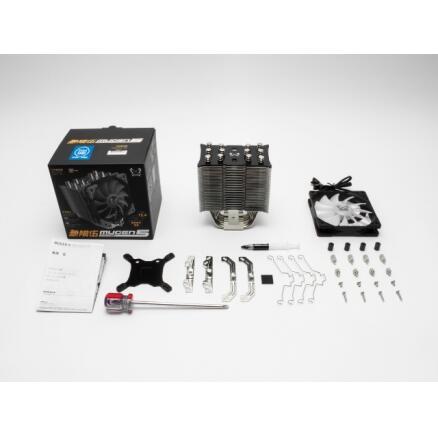Cooler procesor Scythe Mugen 5 Black RGB CPU Cooler [3]