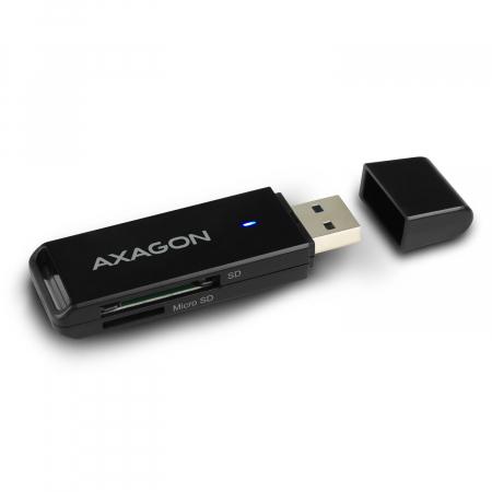 External USB 3.0, 2-slot SD/microSD [14]
