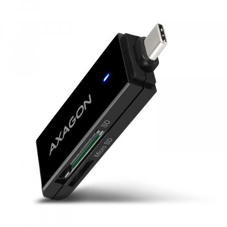 External USB 3.1 Type-C SLIM 2-slot SD/microSD [12]