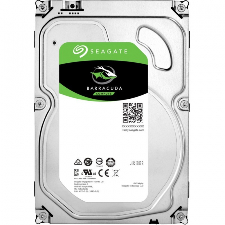 Hard disk Seagate BarraCuda 1TB SATA-III 7200RPM 64MB [0]
