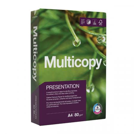Hartie copiator alba, Multicopy Presentation, A4 [0]