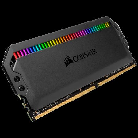 Memorie Corsair Dominator Platinum RGB, 32GB (2 x 16GB), DDR4, 3200MHz, C16 [4]