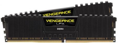 Memorie Corsair Vengeance LPX 8GB, DDR4, 2400MHz, CL16, 2x4GB, 1.2V [0]