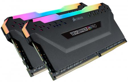 Memorie Corsair Vengeance RGB Pro 16GB, DDR4, 3600MHz, CL18, 2x8GB [2]