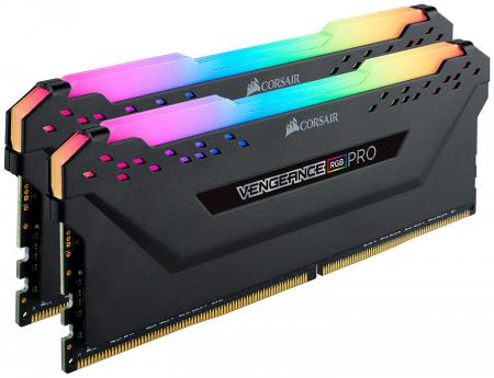 Memorie Corsair Vengeance RGB Pro 16GB, DDR4, 3600MHz, CL18, 2x8GB [0]