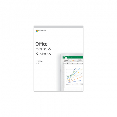 Microsoft Office Home and Business 2019 ENG, 32-bit/x64, 1 PC1