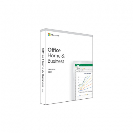 Microsoft Office Home and Business 2019 ENG, 32-bit/x64, 1 PC [0]