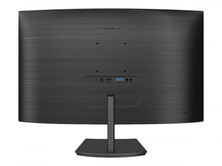 "Monitor curbat LED VA Philips 23.6"" Full HD HDMI Negru [3]"