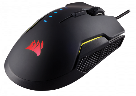 Mouse Corsair GLAIVE gaming RGB LED, 16000 DPI5