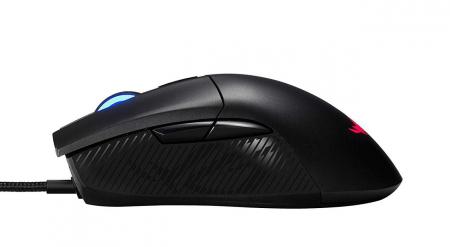 Mouse gaming Asus ROG Gladius II Core negru [2]