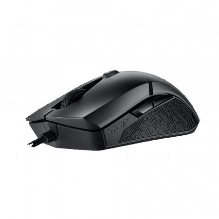 Mouse gaming Asus ROG Strix Evolve negru iluminare RGB [4]