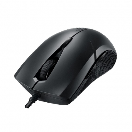 Mouse gaming Asus ROG Strix Evolve negru iluminare RGB [5]