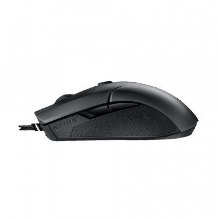 Mouse gaming Asus ROG Strix Evolve negru iluminare RGB [1]