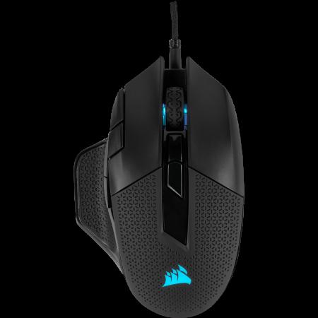 Mouse gaming Corsair NIGHTSWORD RGB, black [0]