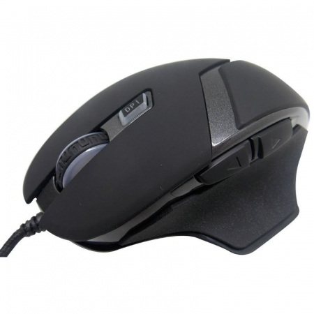 Mouse gaming Delux M612 negru [1]