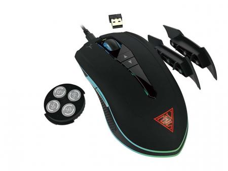 Mouse gaming Gamdias Hades M1 iluminare 7 culori [3]