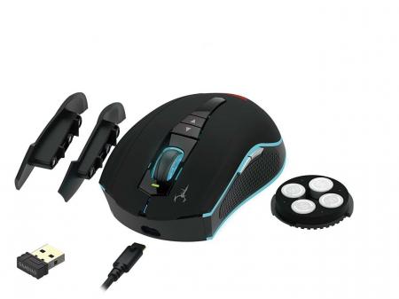 Mouse gaming Gamdias Hades M1 iluminare 7 culori [1]
