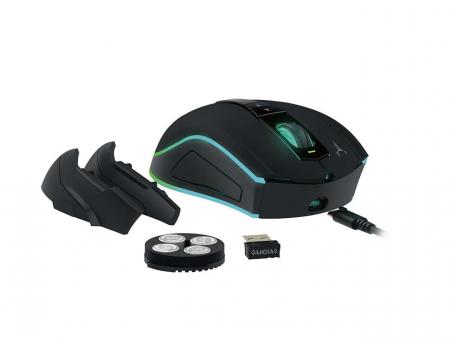 Mouse gaming Gamdias Hades M1 iluminare 7 culori [2]
