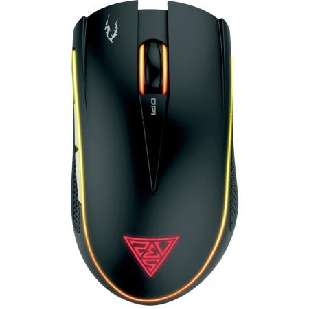 Mouse gaming Gamdias Zeus E2 ilumanare RGB negru + Nyx E1 [10]