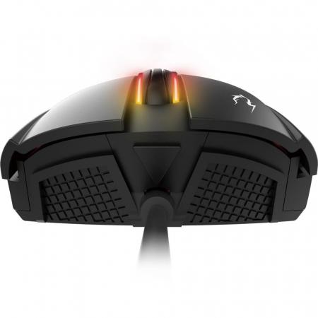 Mouse gaming Gamdias Zeus E2 ilumanare RGB negru + Nyx E1 [13]