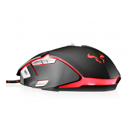 Mouse gaming Riotoro Aurox negru iluminare RGB [4]
