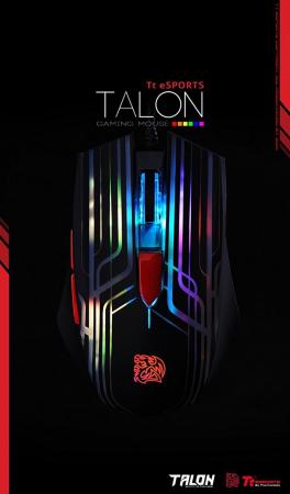 Mouse gaming Tt eSPORTS Talon negru [6]