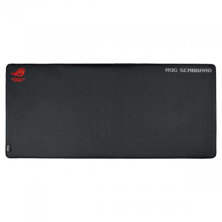 Mousepad gaming Asus ROG Scabbard negru [1]