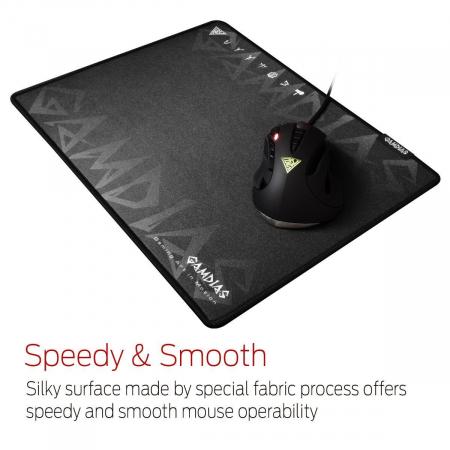 Mousepad gaming Gamdias Nyx Speed M [3]