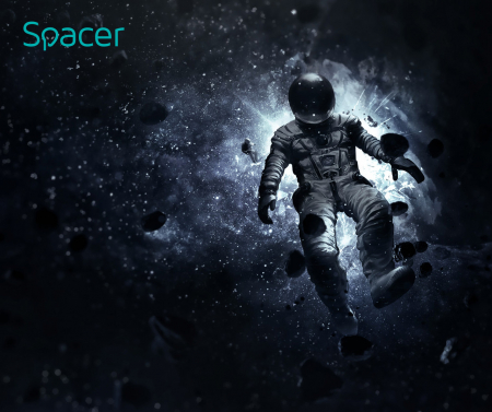 Mousepad SPACER gaming - SP-PAD-PICT2
