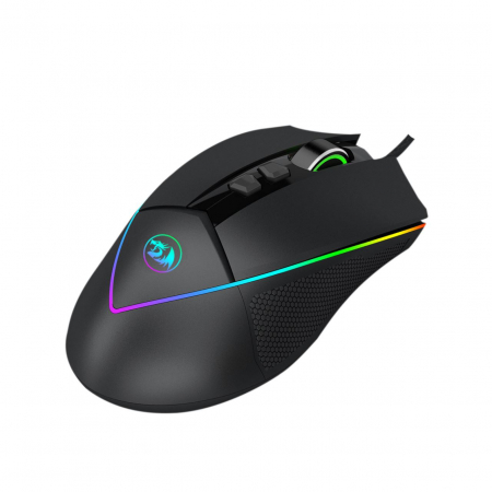 Pachet Redragon tastatura gaming Shiva + mouse gaming Emperor + mousepad gaming Taurus9
