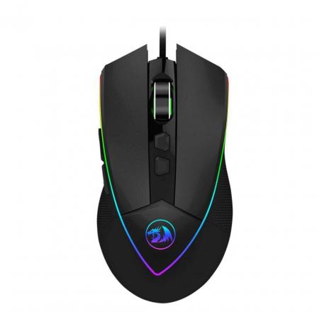 Pachet Redragon tastatura gaming Shiva + mouse gaming Emperor + mousepad gaming Taurus7
