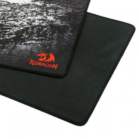 Pachet Redragon tastatura gaming Shiva + mouse gaming Emperor + mousepad gaming Taurus18