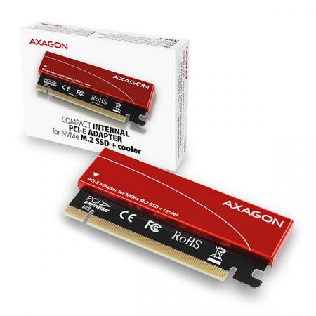 PCI-E 3.0 16x - M.2 SSD NVMe + cooler [7]