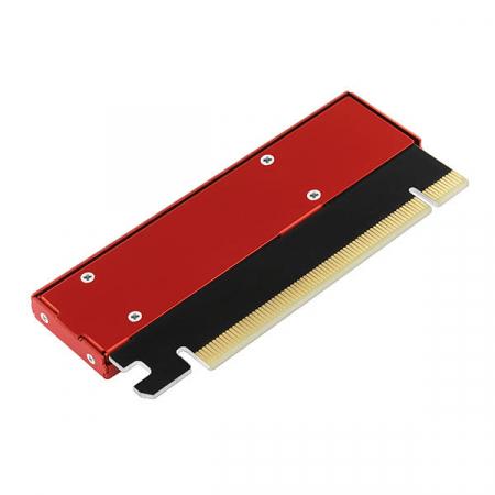 PCI-E 3.0 16x - M.2 SSD NVMe + cooler [2]