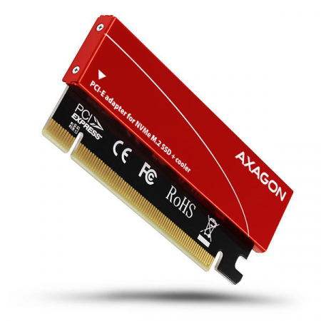 PCI-E 3.0 16x - M.2 SSD NVMe + cooler [4]