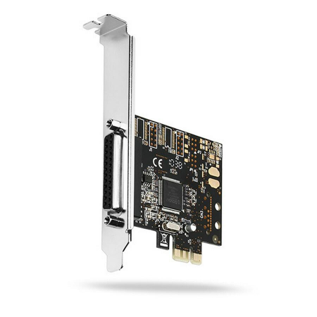 PCI-Express Adapter 1x Parallel Port + LP [2]