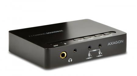 Placa de sunet Soundbox ,USB, 7.1 [1]