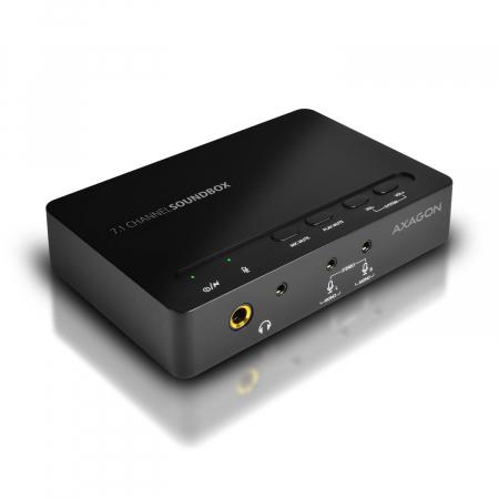 Placa de sunet Soundbox ,USB, 7.1 [10]