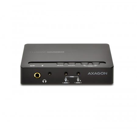 Placa de sunet Soundbox ,USB, 7.1 [0]