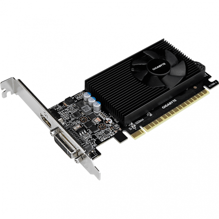 Placa video GIGABYTE GeForce GT 730 2GB GDDR5 64-bit2