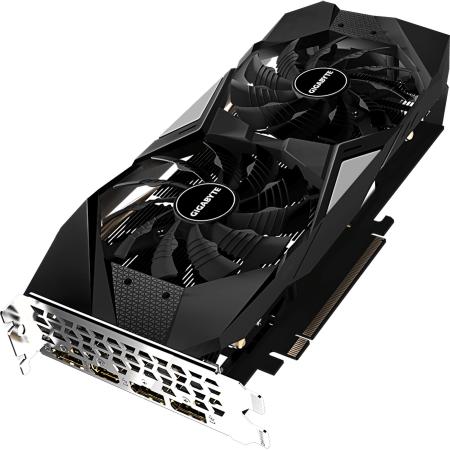 Placa video GIGABYTE GeForce RTX 2060 SUPER Windforce OC 8GB GDDR6 256-bit [1]