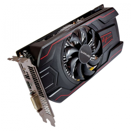 Placa video Sapphire Radeon RX 560D PULSE 2GB GDDR5 128-bitSapphire [1]