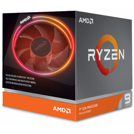 Procesor AMD Ryzen 9 3900X 3.8GHz box [0]